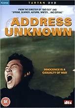 Address Unknown 2001