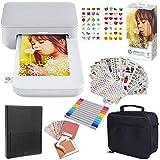 HP Sprocket Studio Impresora fotográfica instantánea de 4 x 6 Pulgadas - Paquete de Inicio