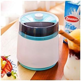 ZJZ Ménage de Fabricant de crème glacée, Fabricant de crème glacée Automatique de Petite Machine de Sorbet de Fruits de 800Ml