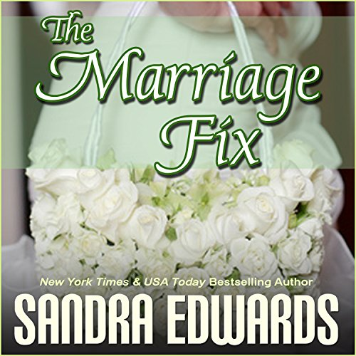 The Marriage Fix audiobook cover art