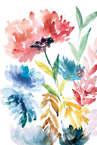 Posterazzi Collection Lush Floral I Poster Print by Rebecca Meyers (20 x 28)