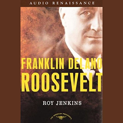 Franklin Delano Roosevelt cover art