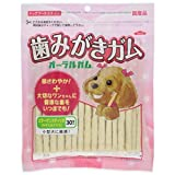 ダイワ 犬用おやつ 国産 歯磨きガム コラーゲンスティック ヤギミルク 小型犬 30個 (x 1)