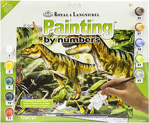 Royal Brush Manufacturing PJL43 Junior, große Farbe, Dble-Dreifachfarbe, Double Trouble, Einheitsgröße