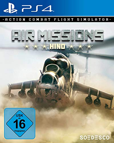 Air Missions HIND - [PlayStation 4]