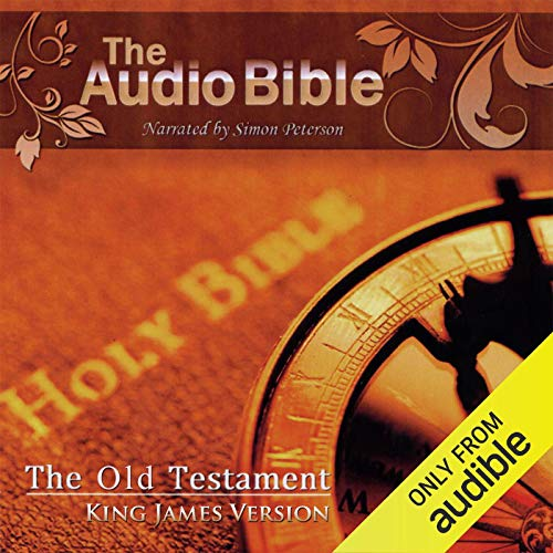 The Complete Old Testament     Read by Simon Peterson              By:                                                                                                                                 The Holy Bible                               Narrated by:                                                                                                                                 Simon Peterson                      Length: 65 hrs and 57 mins     4 ratings     Overall 5.0