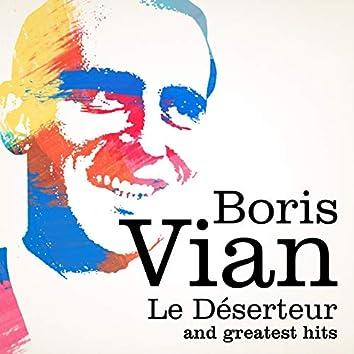 Boris Vian : Le Déserteur and Greatest Hits (Remastered)