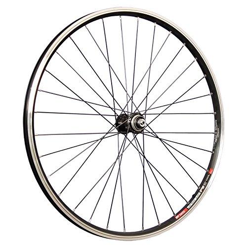 Taylor-Wheels 26 Zoll Vorderrad Laufrad DT Swiss 535 Deore XT HB-M8000 Disc Nabe schwarz