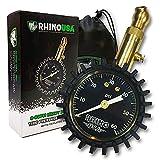 Rhino Heavy Duty&Nbsp;Tire Pressure Gauge