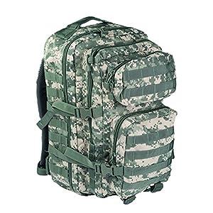 Mil-Tec Us Assault Pack - Mochila tipo militar, Unisex 3