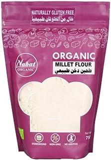 NABAT ORGANIC Millet Flour, 750g