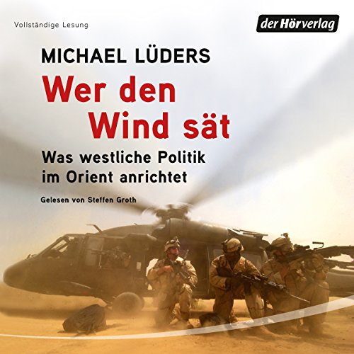 Wer den Wind sät audiobook cover art