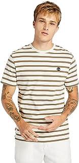 Timberland Men's Zealand River Yd Stripe T-Shirt