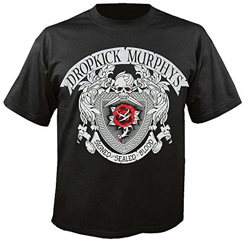 Dropkick Murphys - Signed and Sealed in Blood - T-Shirt Größe M