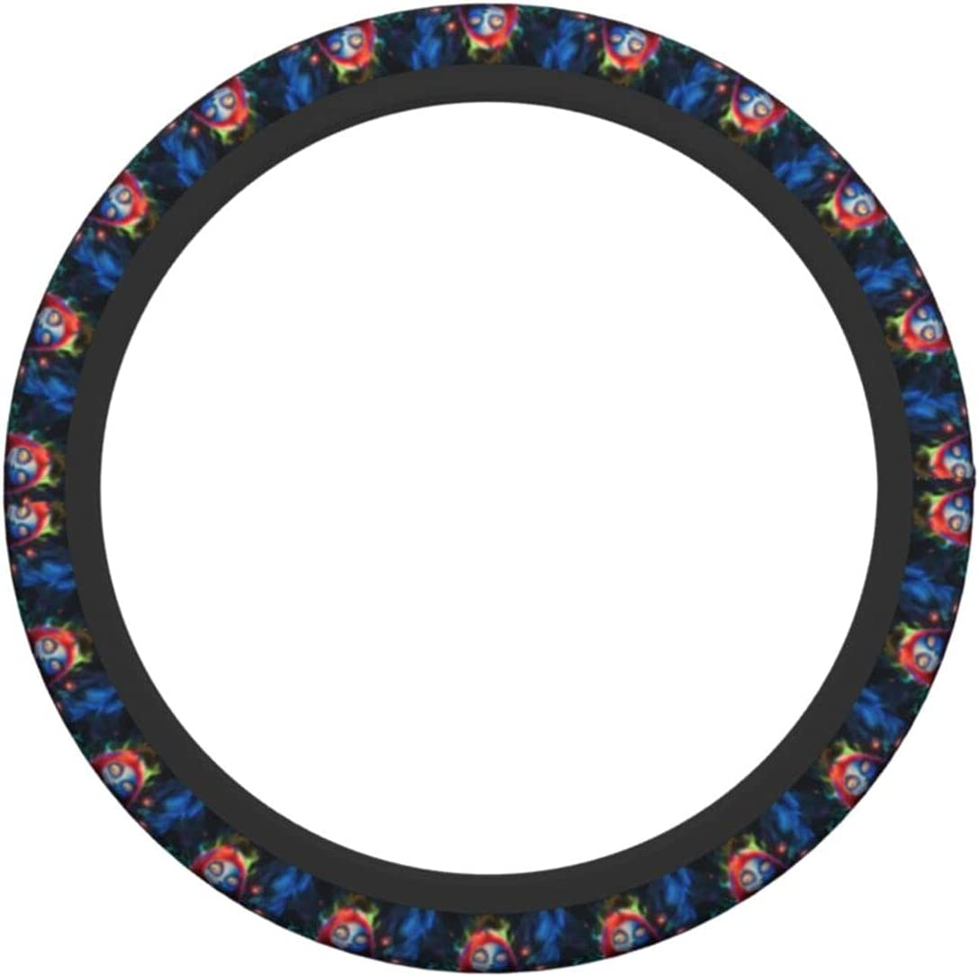 The Finally resale start Ni-gh-tm-are Before Christmas Sale SALE% OFF Wheel Universal Steering Cover