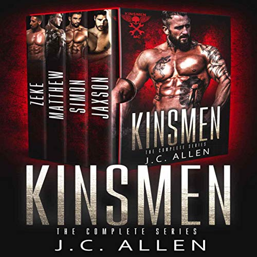 Kinsmen: The Complete Series cover art