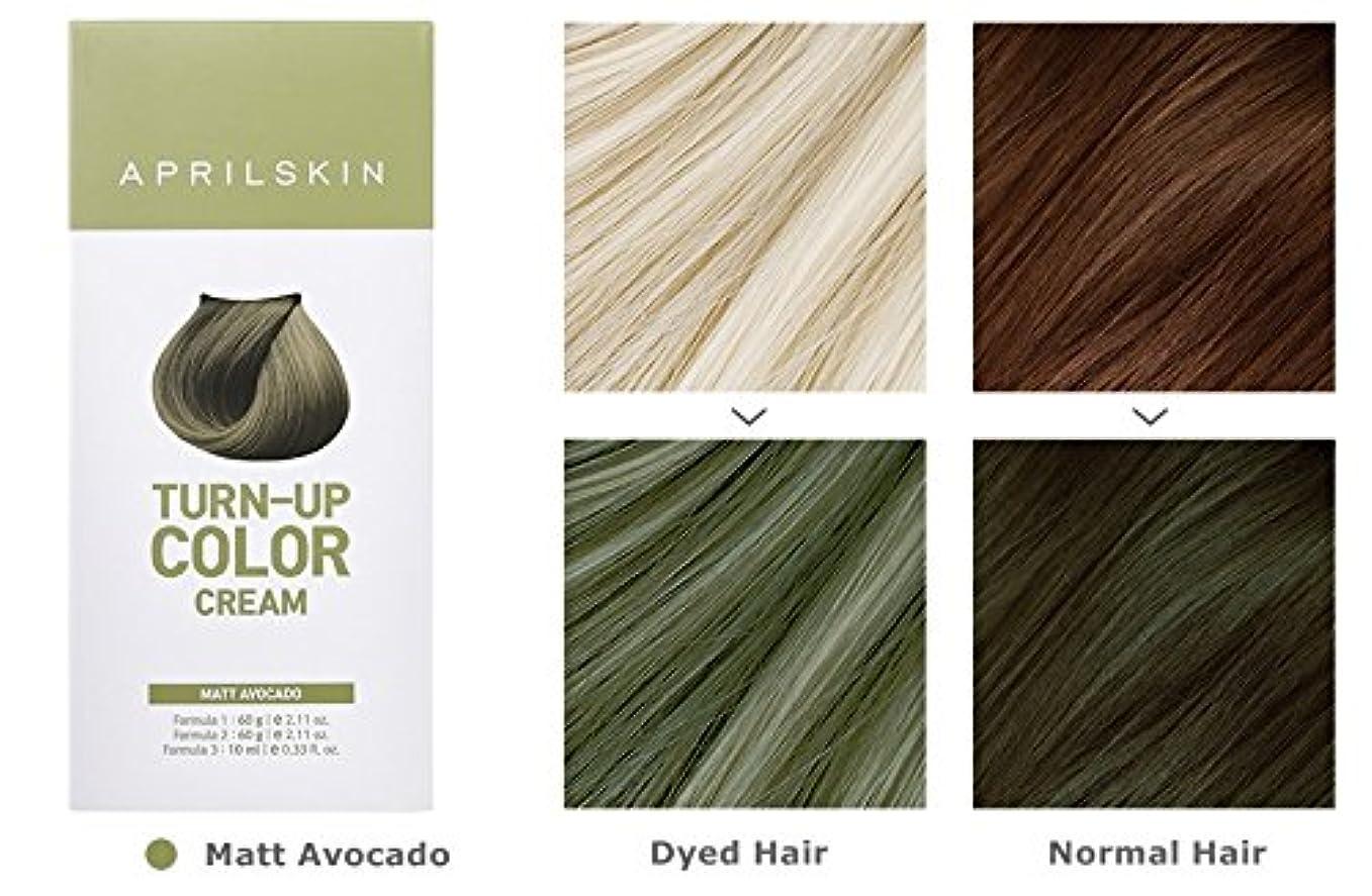接地トランペット火曜日April Skin Turn Up Color Cream Long lasting Texture Type Hair Dye エイプリルスキン ターンアップカラークリーム長持ちテクスチャタイプヘアダイ (紅)
