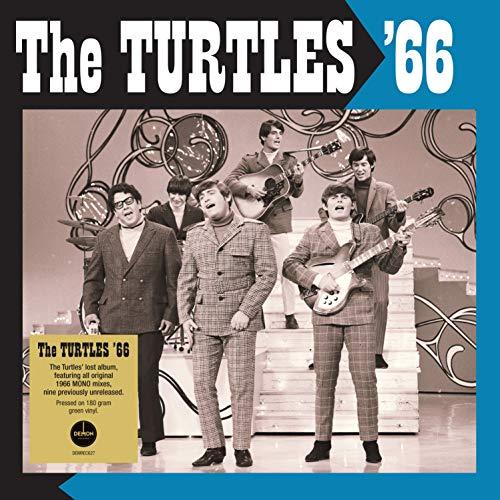 Turtles 66 [180-Gram Green Colored Vinyl] [Import]