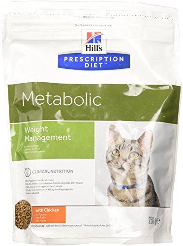 HILL S Prescription Diet Feline Metabolic Advanced Weight Solution 250 Gr