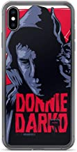 iPhone 7 Plus/8 Plus Case Anti-Scratch Motion Picture Transparent Cases Cover Donnie Darko Fictive Comic Cover Movies Video Film Crystal Clear