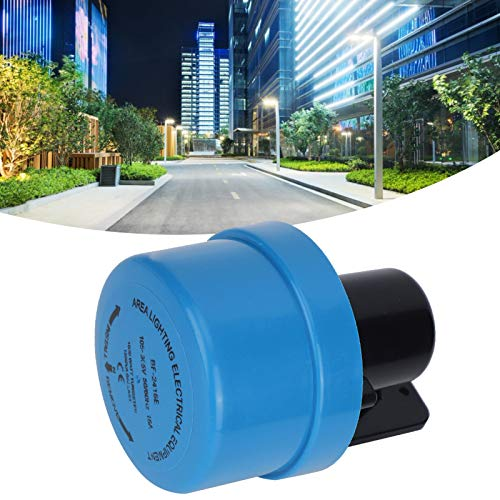 Interruptor de control de luz para exteriores, interruptor de control de luz, interruptor fotoeléctrico para calles, fábricas, escuelas, isla de agua, luces de navegación