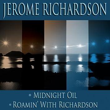 Midnight Oil / Roamin' With Richardson