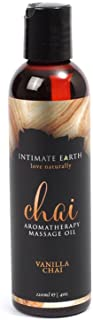 Intimate Earth Chai Aceite de masaje aromatizado Vanilla