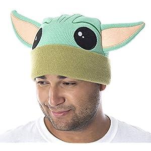 Bioworld Disney Star Wars Mandalorian The Child Beanie Cap Hat
