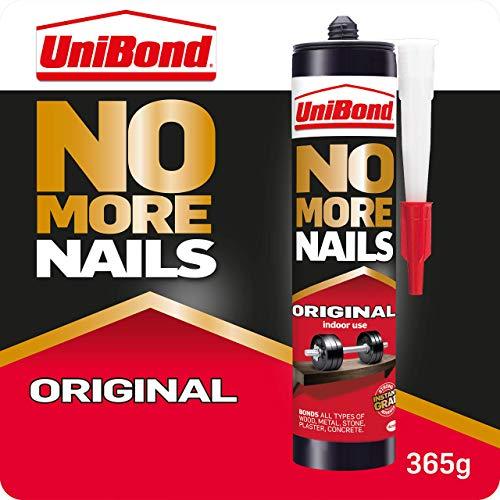 UniBond 1963628365g nicht mehr Nägel Original-Kartusche selbstklebend