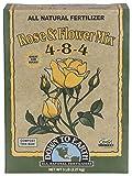 Best Rose Fertilizers - Down to Earth Organic Rose & Flower Fertilizer Review