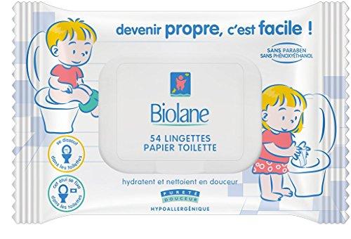 Biolane Toilettenpapier, 54 Stück