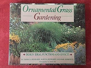 Ornamental Grass Gardening 1567990975 Book Cover