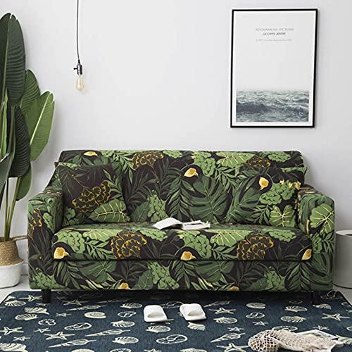 yunge Sofabezug Tight Wrap Stretch Couchbezug Sofa Handtuch für Möbel Sessel Sofa 1/2/3/4 Sitz Dekor-Farbe 1,4-Sitzer 235-300cm