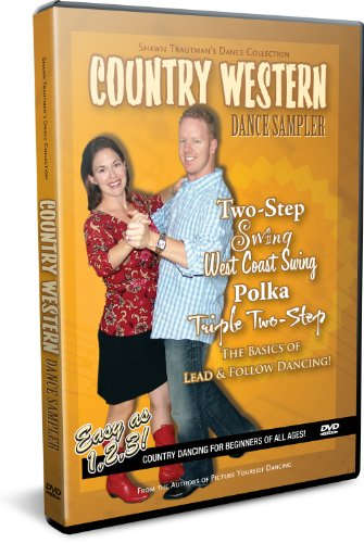 Country & Western Dance Sample [Reino Unido] [DVD]