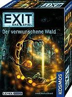 KOSMOS 695149 EXIT- Das Spiel - Der verwunschene Wald, Level: Einsteiger, Escape Room Spiel, für 1 bis 4 Spieler ab 10...