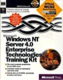 Microsoft Windows Nt Server 4.0 Enterprise Technologies Training Kit