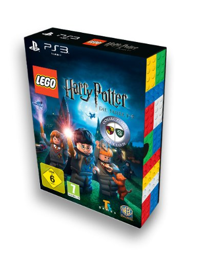 Lego Harry Potter PS-3 Jahre 1-4 C.E. Collectors Edition [import allemand]
