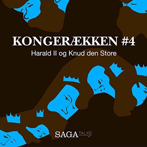 Couverture de Harald II og Knud den Store