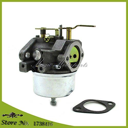 Vergaservergaser für Tecumseh 7HP 8HP 9HP Motor Ariens MTD Toro Schneefräse 632334A 632111 HM70 HM80 HMSK80 HMSK90 Motoren