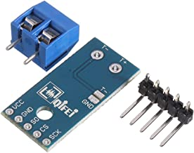 Electronic Module K-type Thermocouple Temperature Sensor Temperature 0-800 Degrees Module MAX6675