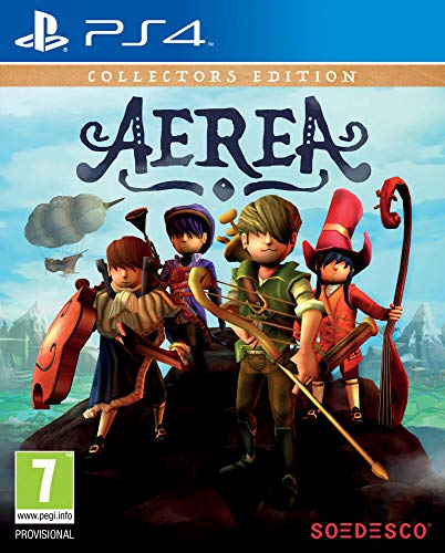 Aerea Collector's Edition (PS4) (New)