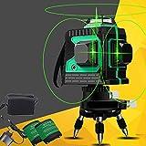 Hifuture Laser croisé 3D 12 Lignes Laser 3 x 360 Croix Horizontale et Verticale...