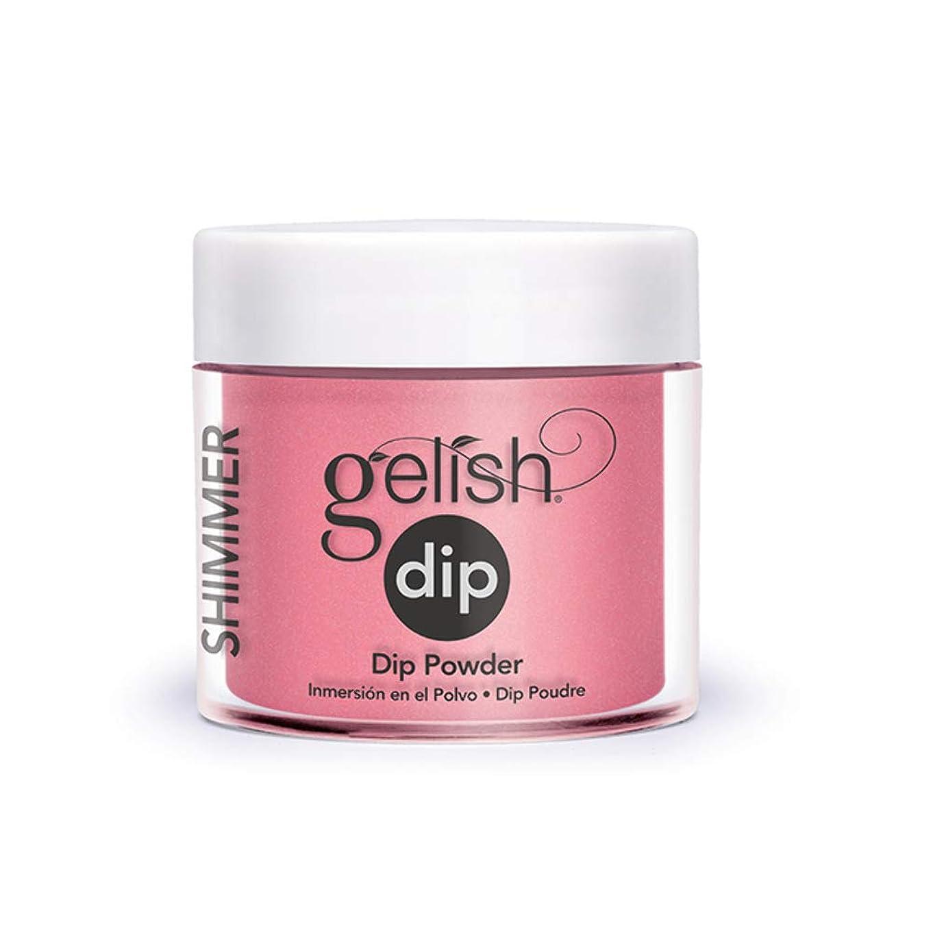 通り抜ける賞賛するする必要があるHarmony Gelish - Acrylic Dip Powder - Cancan We Dance? - 23g / 0.8oz