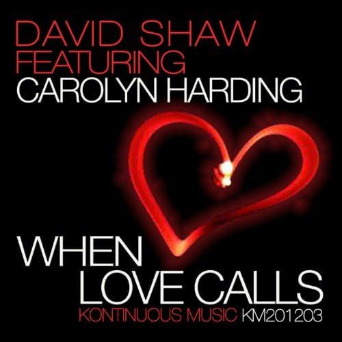David Shaw, Carolyn Harding