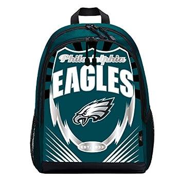 NFL Philadelphia Eagles  Lightning  Backpack 6.5  x 5.5  x 1