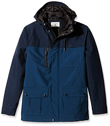 BILLABONG Jungen Jacke Alves Medium - Indigo (Teal)