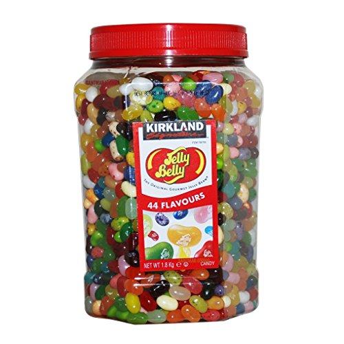 Kirkland Jelly Belly Bean Bulk Jar 1.8kg 44 flavours Sweets