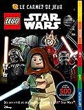 Lego Star Wars - Le carnet de jeux