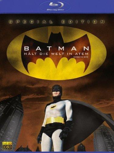 Batman hält die Welt in Atem [Blu-ray]