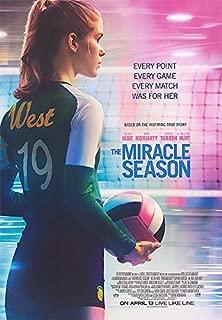 Best miracle season movie poster Reviews